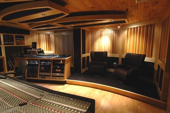 lp swist recording studio designer and acoustical consultant