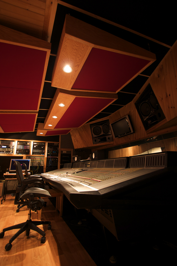 Lp swist recording studio designer and acoustical consultant for 111 8th ave 7th floor new york ny 10011